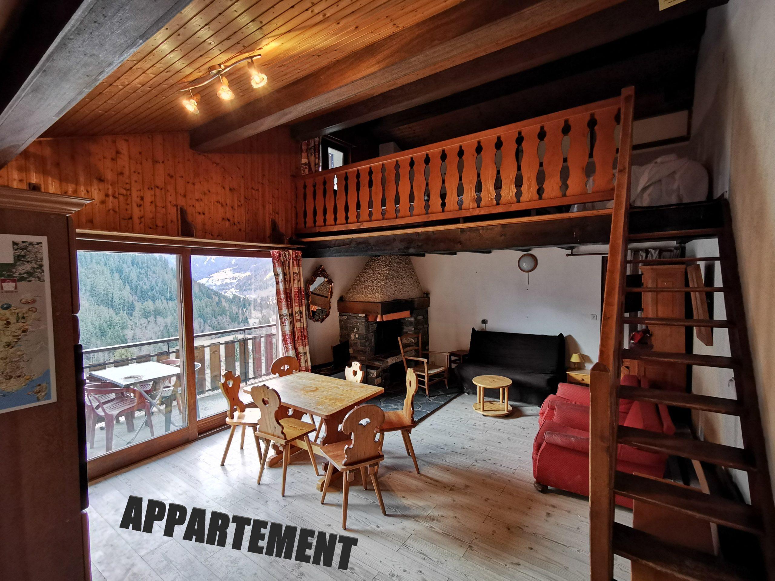 appartement la bergerie